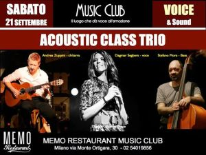 acoustic class trio